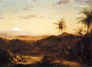 Frederic Edwin Church - Cotopaxi, 1855