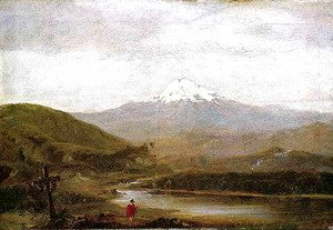 Frederic Edwin Church - Cotopaxi 2