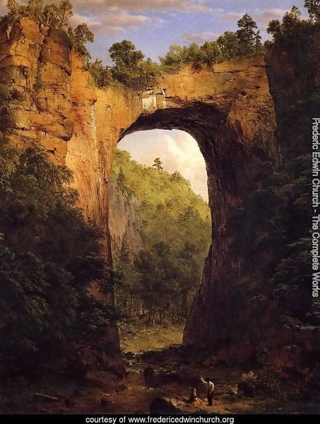 The Natural Bridge, Virginia