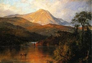 Frederic Edwin Church - Mount Katahdin I