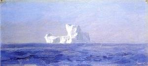 Frederic Edwin Church - Off Iceberg, Newfoundland