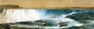 Frederic Edwin Church - Horseshoe Falls