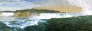 Frederic Edwin Church - The Great Fall, Niagara