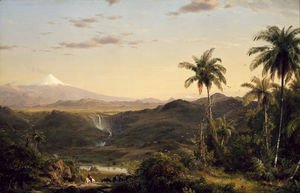 Frederic Edwin Church - Cotopaxi 4