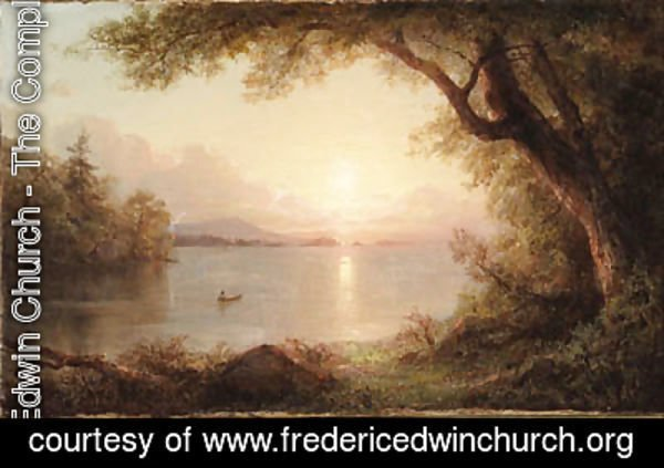 Frederic Edwin Church - Untitled