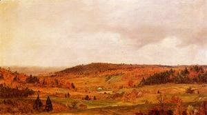 Frederic Edwin Church - Autumn Shower