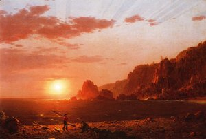 Frederic Edwin Church - Grand Manan Island