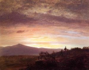 Frederic Edwin Church - Mount Ktaadn