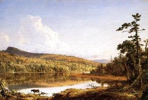 Frederic Edwin Church - North Lake