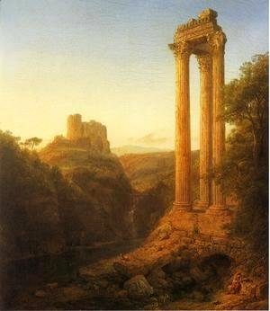 Frederic Edwin Church - Sunrise In Syria