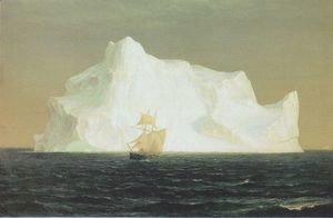 Frederic Edwin Church - The Iceberg